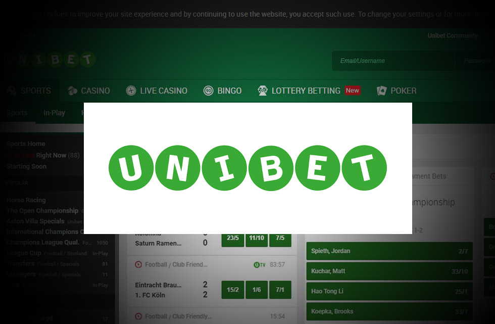 Unibet Sportsbook Free Bet & Review