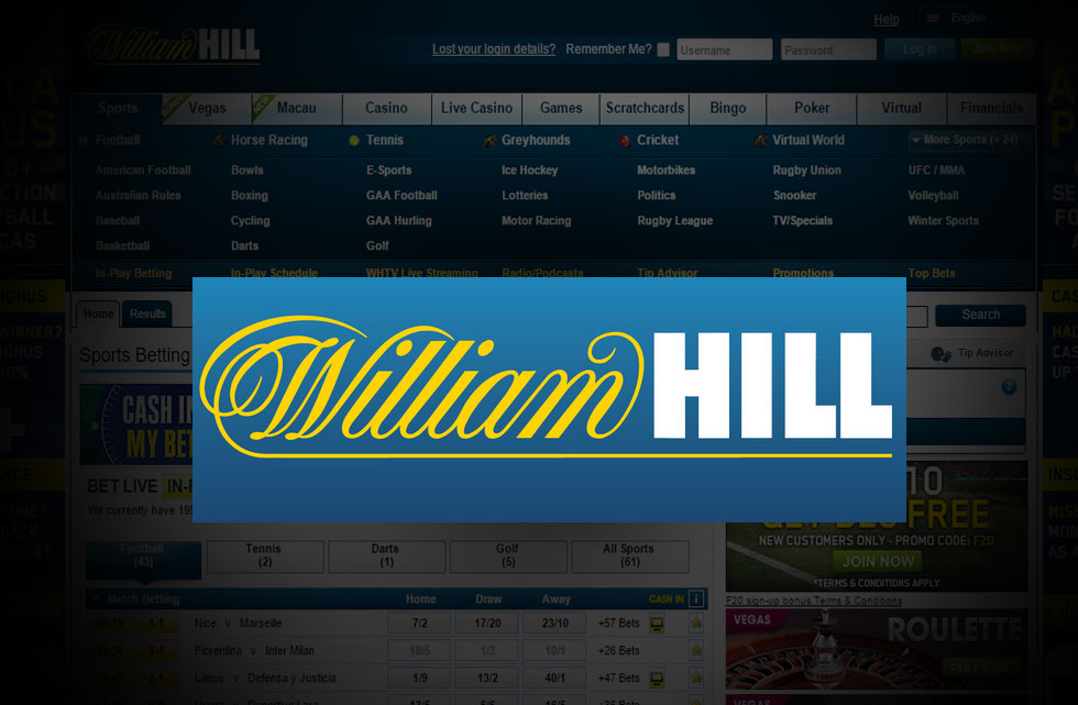 William Hill Free Bet & Review